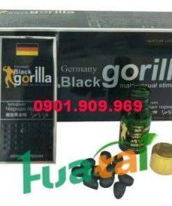 Thuốc cường dương Black Gorilla