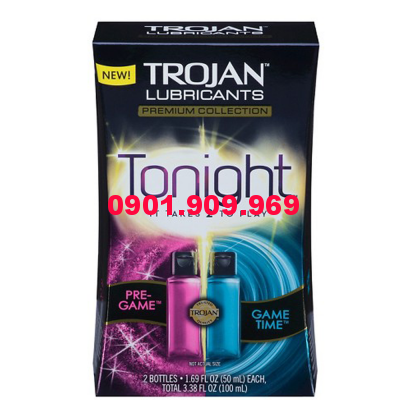 Gel Bôi Trơn Trojan Lubricants Tonight