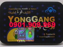 Thuốc Cương Dương YongGang